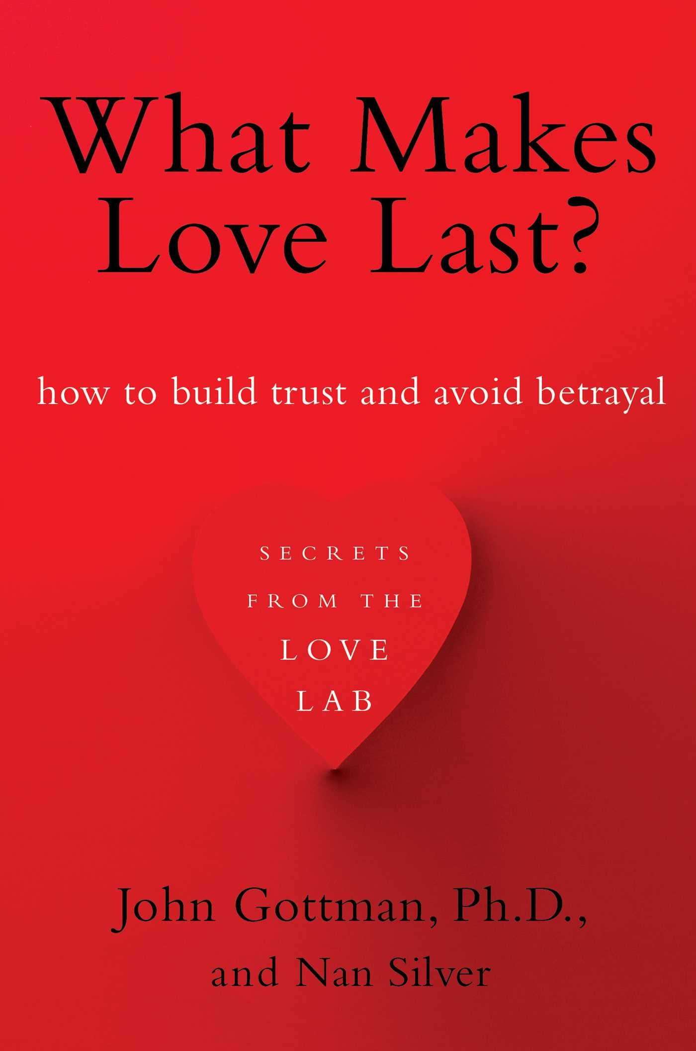 What Makes Love Last Betrayal product image
