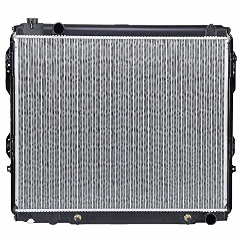 Klimoto Brand 2321 New Radiator For Toyota Tundra 2000-2006 4.7 (Toyota Tundra New Car)