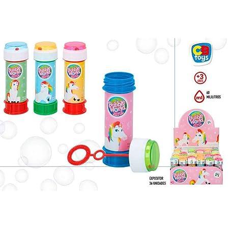 Lote de 25 Pomperos de Jabón Multicolores Infantiles ...