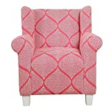 Kids' Accent Chair - Strawberry