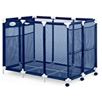 Kids Storage Rolling Bins - Great for Gym, Playroom or Pool (Extra-Extra Large)