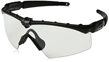 63d77648905b1 Amazon.com  Oakley Men s Ballistic M Frame 2.0 Rectangular ...