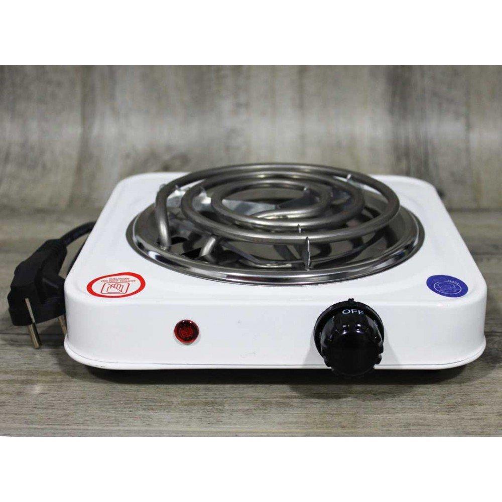 4 Hornillos Electricos para shisha cachimba Troll Blanco 1000 W: Amazon.es: Salud y cuidado personal