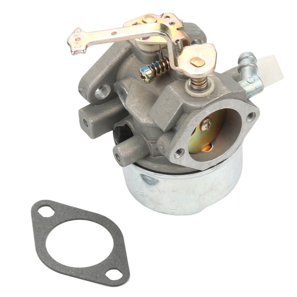 Carburetor With Air Filter Spark Plug For Tecumseh Hm80 Fuel Hm100 Hm90 Lh318xa Lh358ea 640152a 640023 640140 640051 640152 640260 Carb Lawnmower