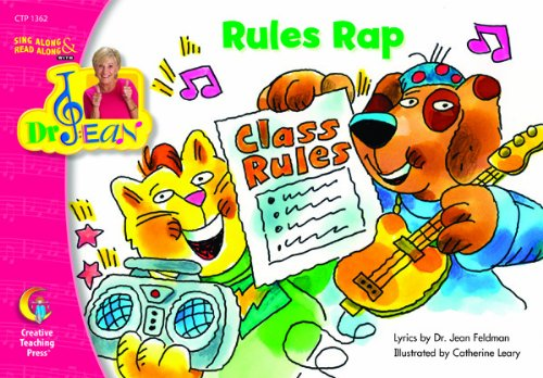 Rules Rap, Sing Along & Read Along with Dr. Jean