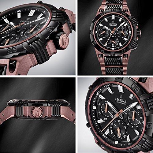 Festina Limited Edition Chronobike 2014 Men S Quartz Watch With