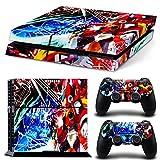 EBTY-Dreams Inc. - Sony Playstation 4 (PS4) - Mega Man Zero Rock Man Video Game Vinyl Skin Sticker Decal Protector