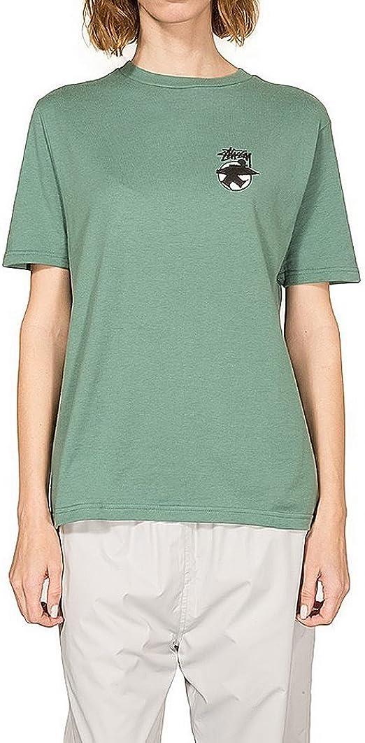 Stussy Camiseta Surfman Dot Verde Talla: XS (X-Small): Amazon.es: Ropa y accesorios
