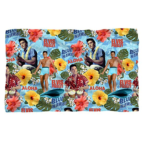 (Elvis Presley - Blue Hawaii - Fleece Throw Blanket)