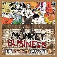Monkey Business: The 7 Vinyl Box Set / Various