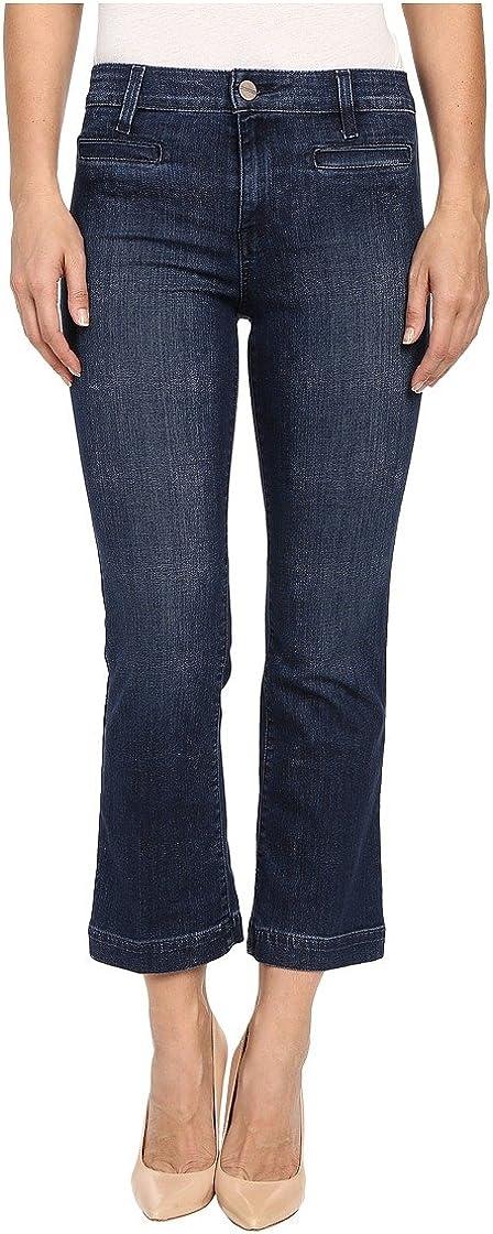 Sanctuary Clothing Women's Jane Flare Crop Denim Pant