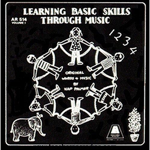Basic Skills Thru Music - EDUCATIONAL ACTIVITIES LEARNING BASIC SKILLS THRU MUSIC (Set of 3)