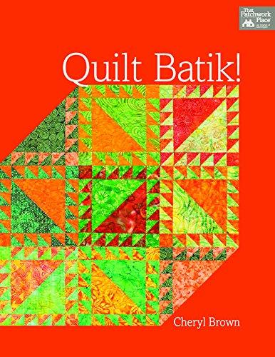 Quilt Batik! - Bali Comforter