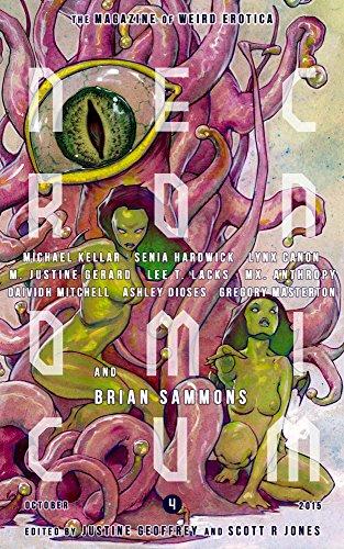 NECRONOMICUM #4 (NECRONOMICUM: The Magazine of Weird Erotica)
