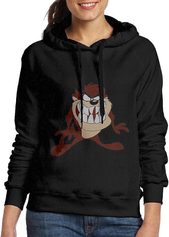 Looney Tunes Girls Taz I Woke Up Like This Sweatshirt