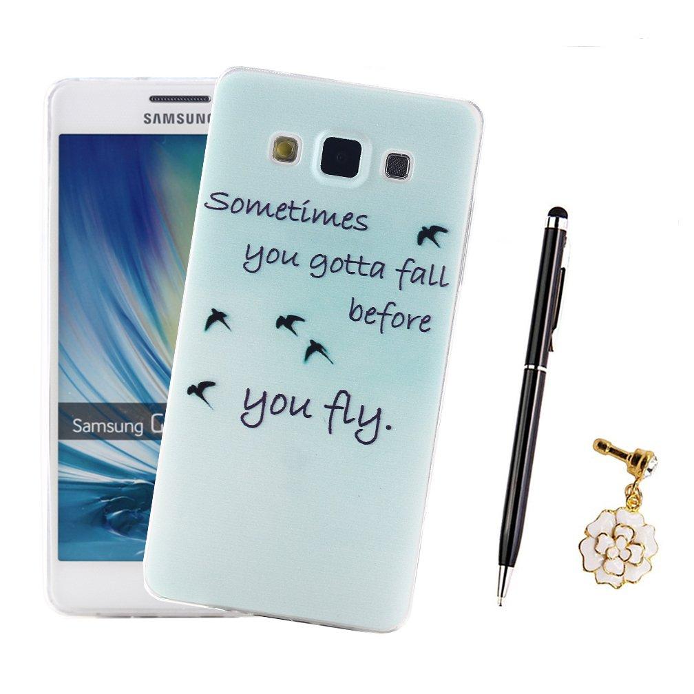 Samsung Galaxy A5 Funda, yudan Galaxy A5 (2015) Funda Gel ...