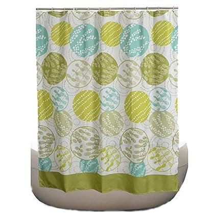 LYX® Las cortinas del cuarto de baño del poliéster, la cortina de ...