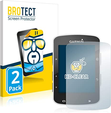 BROTECT Protector Pantalla Compatible con Garmin Edge 520/820 ...