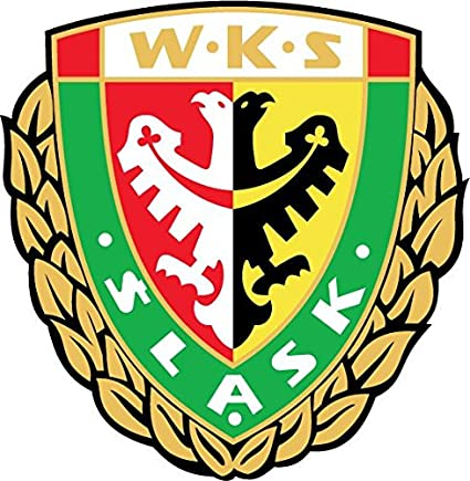 Slask Wroclaw FC Poland Soccer Football Alta Calidad De Coche De  Parachoques Etiqueta Engomada 12 x 12 cm: Amazon.es: Hogar