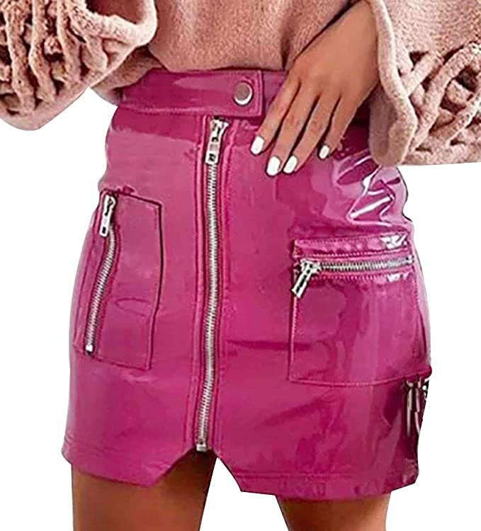 Ponte Guapa Conmigo Faldas Cortas para Mujer para Vestir. Faldas ...