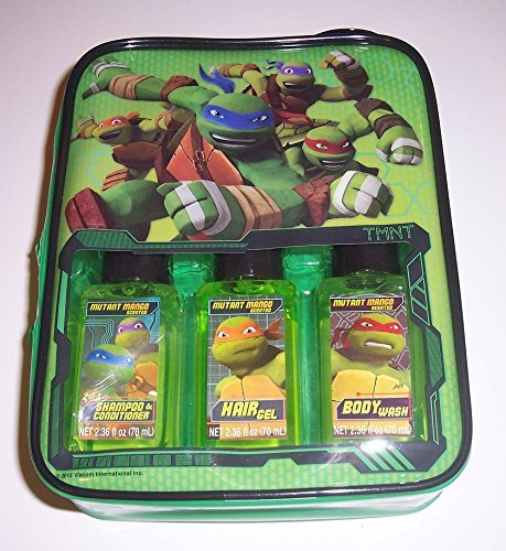 ninja turtle bath set - 4