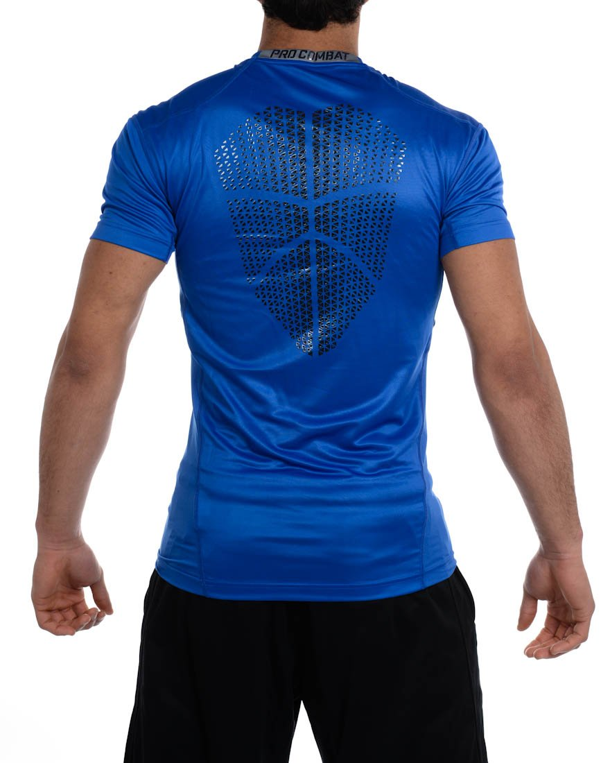 Nike Men's Pro Combat Hypercool Compression Training Top Small