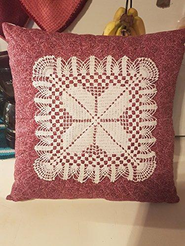 Crocheted Sham - 7