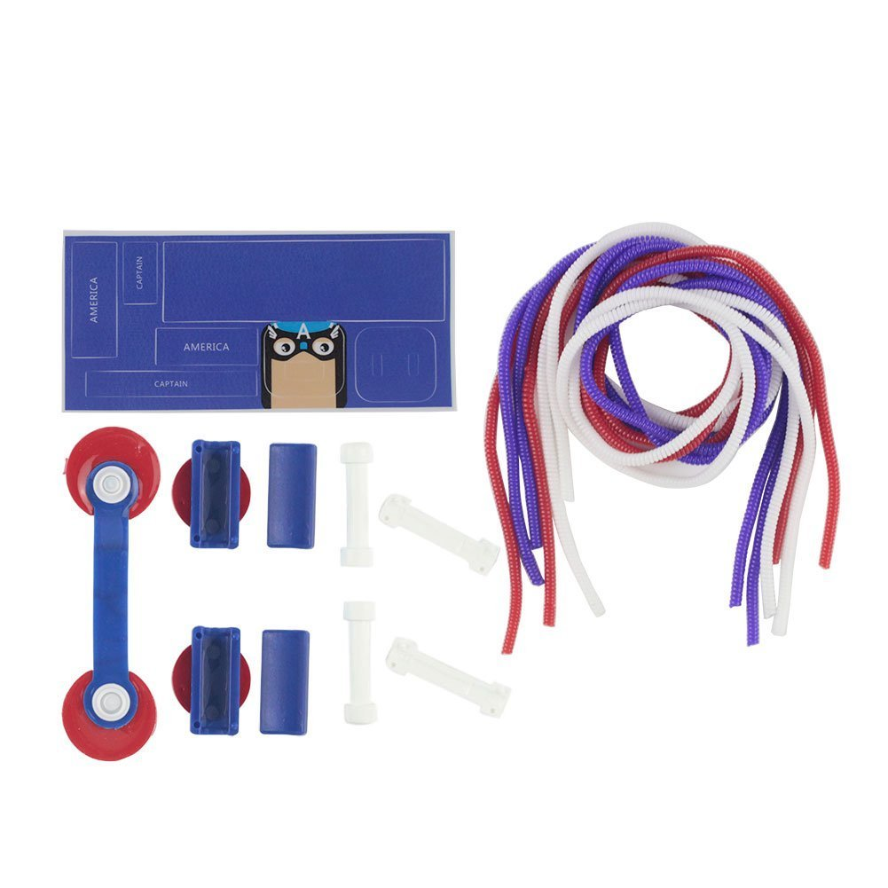 Buy Chronex Mega Combo 4 In 1 Spiral Wire Cable Protector Electrical Wiring And Cables Organizer Wrap Sticker Captain America Online At Low Prices India Amazon