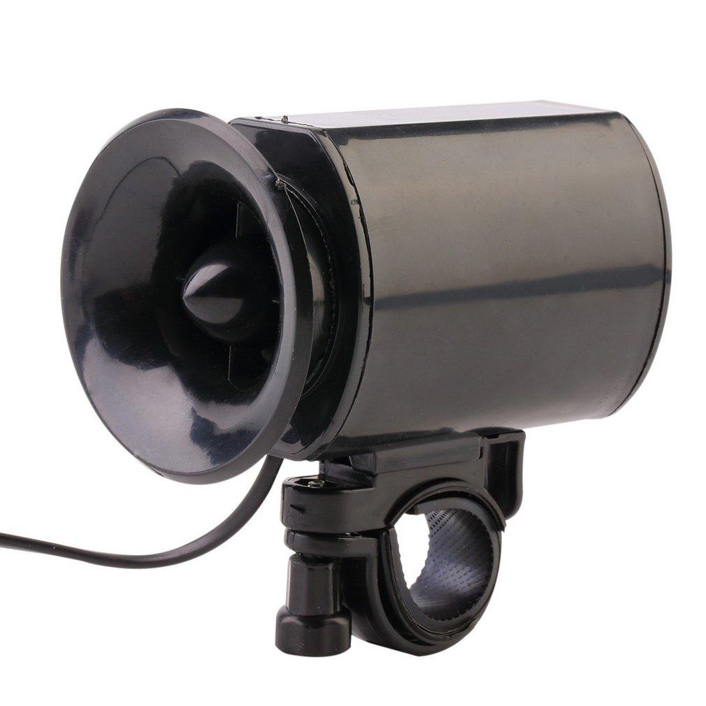 6 Sounds Super Laut Elektronische Fahrradklingel Bike Horn Sirene Ring Alarm Lautsprecher NEU arriival DY2DY 9852782