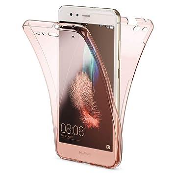 NALIA Funda 360 Grados Compatible con Huawei P10 Lite, Ultra ...