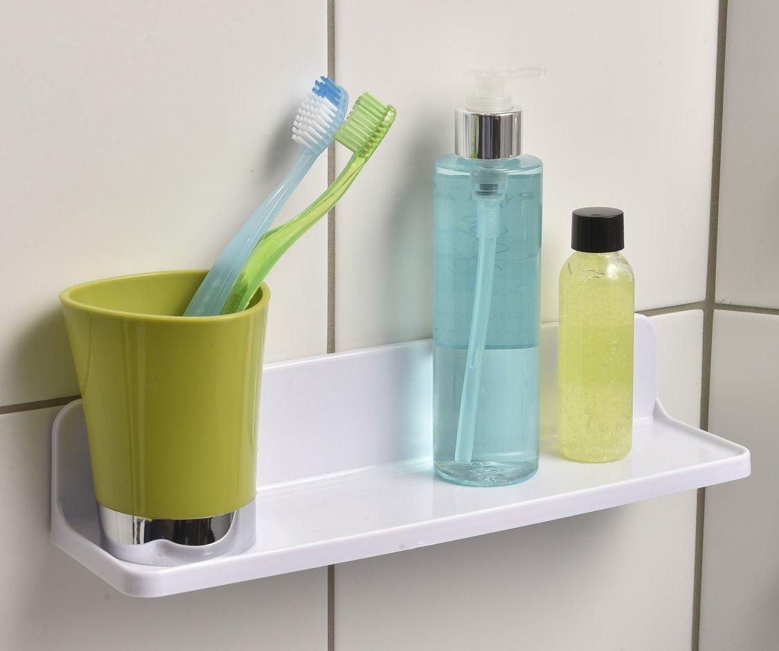 Amazon.com: EVIDECO 9720100 Bath Shower, White: Home & Kitchen