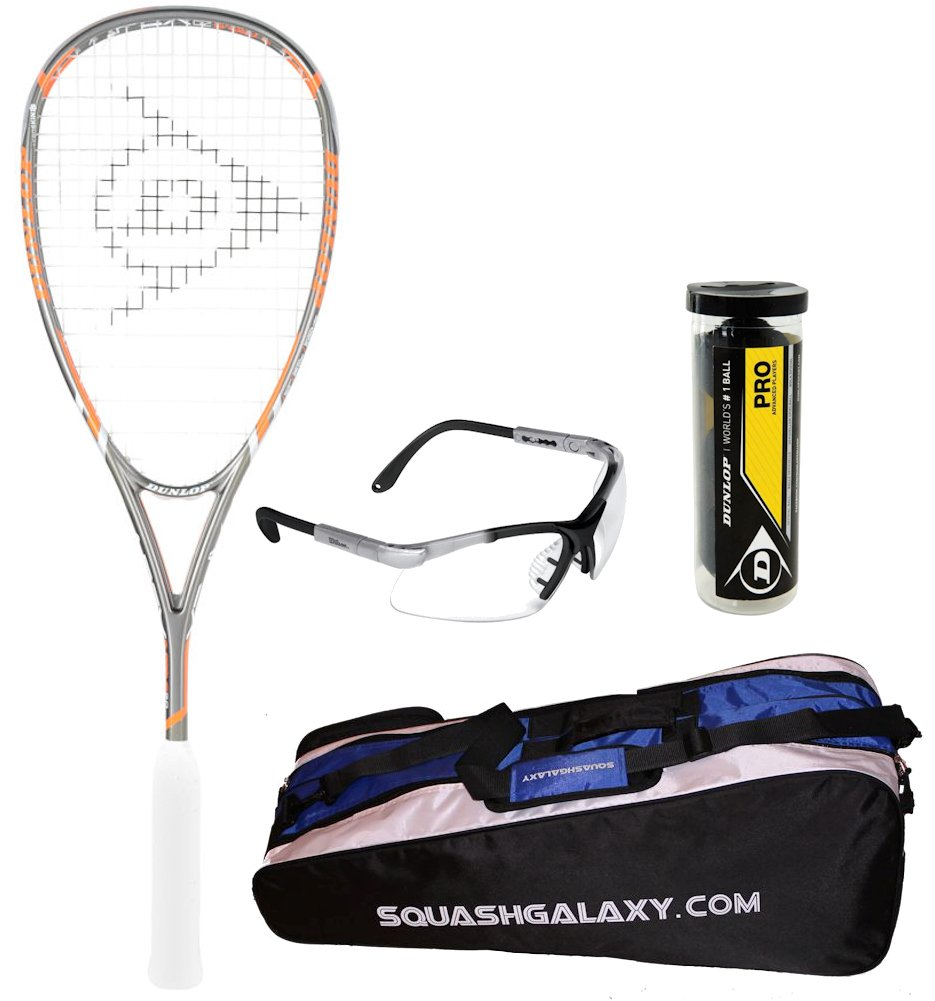 Deluxe (Advanced) Squash Starter Kit (Set) (Pack) ($170 Value)