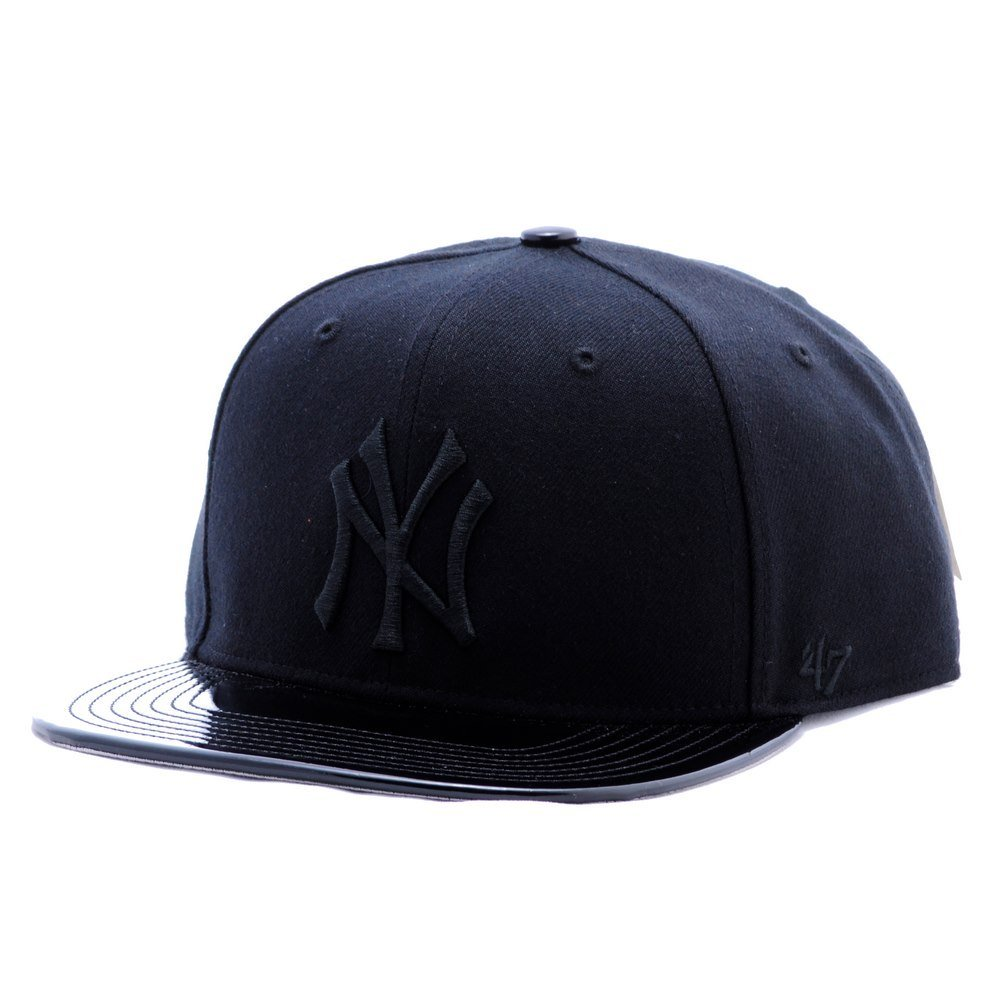 Gorra 47 Brand - Mlb New York Yankees Snapback negro talla: OSFA ...