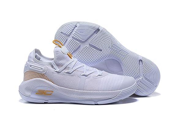 ce152eeea6986 Amazon.com: Tvioe Shop Under Armour UA Men's Curry 6 Basketball ...