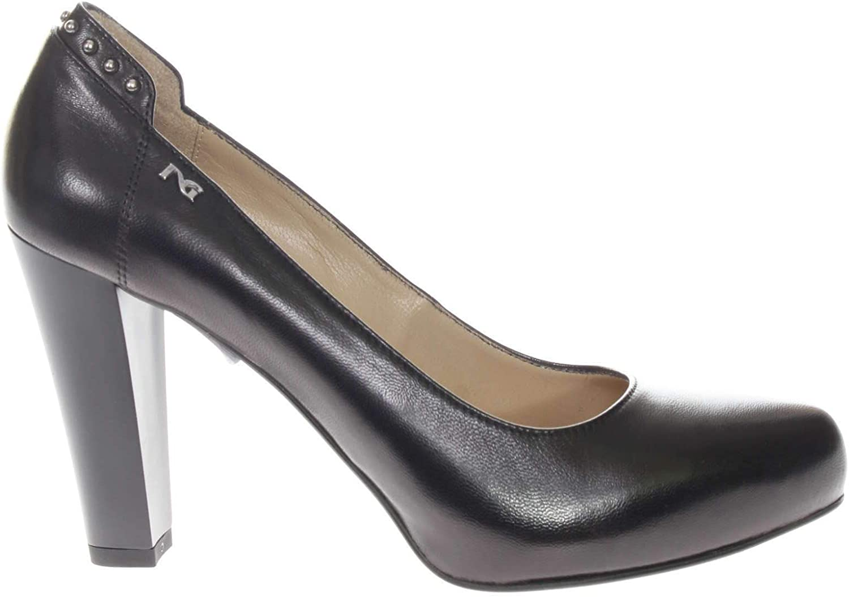Nero Giardini D/écollet/é Nero Scarpe Donna Elegante 8710 A908710D
