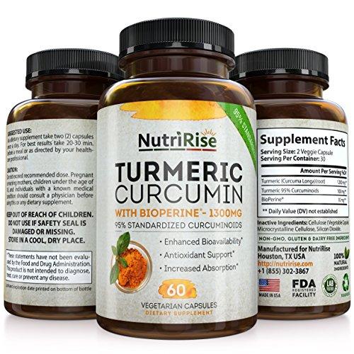 Turmeric Curcumin With BioPerine - #1 Be