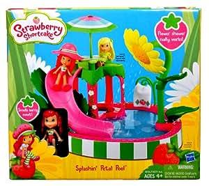 Strawberry Shortcake Splash N Petal Pool Toys Games