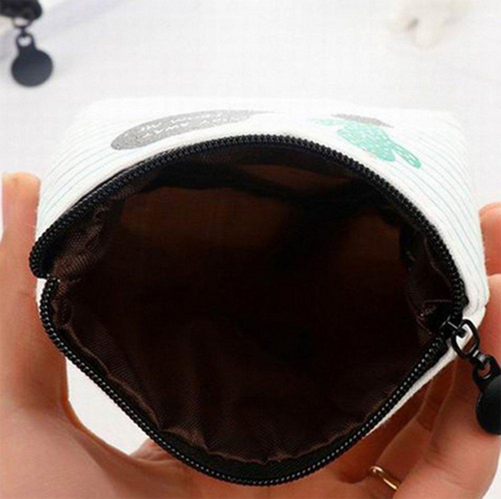 Estuche de Llaves Blanco 1 10x9x3,5cm Hacoly