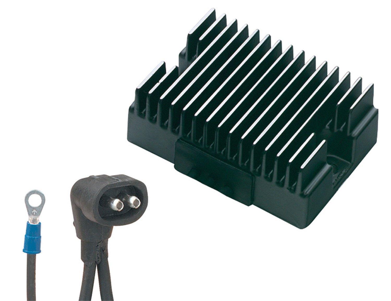 ACCEL 201122B Black Hybrid Design Voltage Regulator by ACCEL