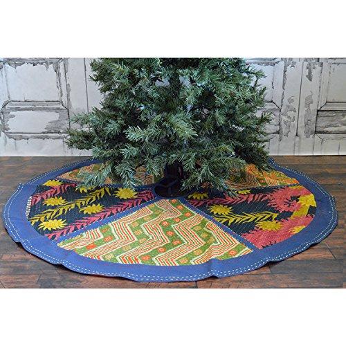 Vintage Patchwork Tree Skirt