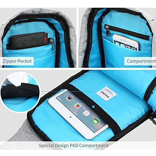 Anti Theft Sling Bag Travel Shoulder Backpack Crossbody