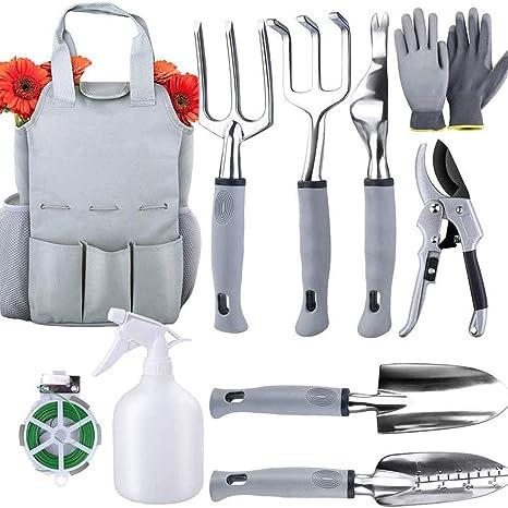 Jardinería conjunto de herramientas, un buen ayudante para