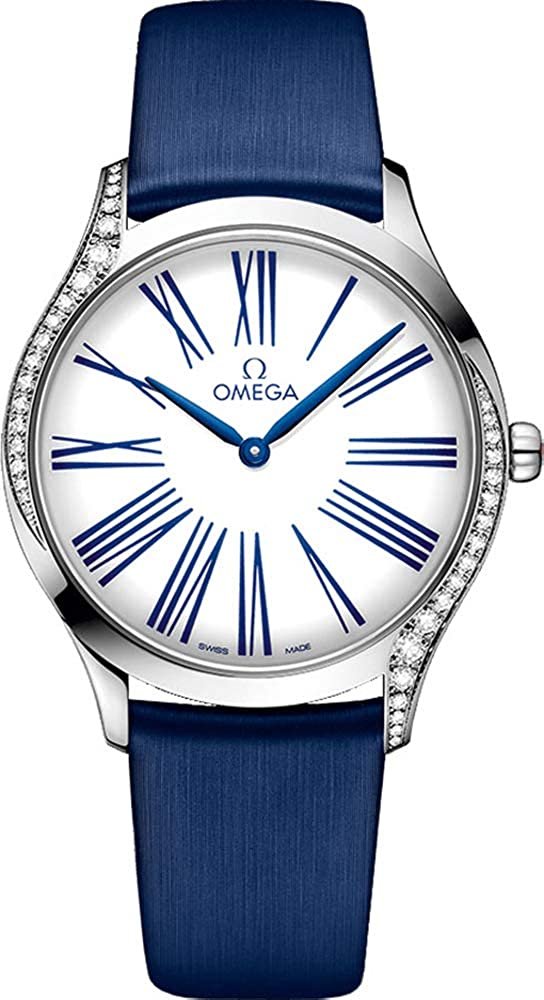 Omega De Ville Tresor Quartz 36mm Ladies Watch