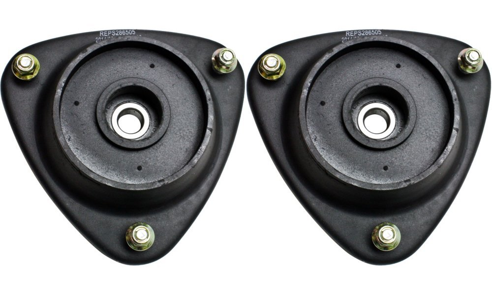 Evan-Fischer EVA1511130130250 New Direct Fit Shock and Strut Mount for Legacy 90-2004 Forester 98-2008 Front RH=LH Right or Left Side