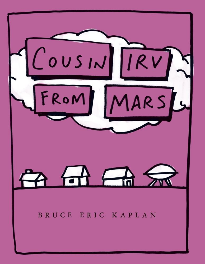 Download Cousin Irv from Mars PDF