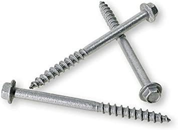 Simpson Strong-Tie SDWH191000DBRC12 10 Structural Screw Double Barrier 12ct