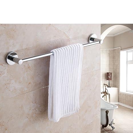 El cuarto de baño estante de toalla/Barra acero inoxidable barra de toalla solo-