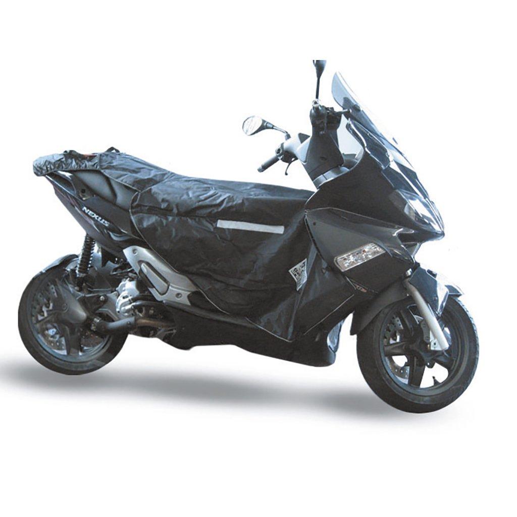 Tablier de protection Tucano Termoscud R043, Tablier de protection conducteur, pluie, LegCover pour Gilera Nexus 125 M35 | Gilera Nexus 250 M35 | Gilera Nexus 300 M35 | Gilera Nexus 500 M35