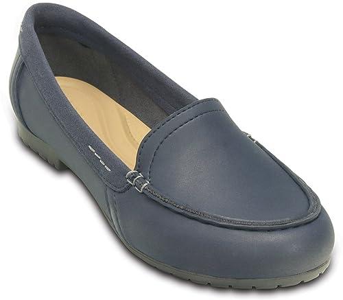 Crocs - Botas Mocasines de Sintético Mujer 36 EU: Amazon.es: Zapatos y complementos