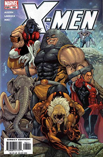 X-Men (2nd Series) #162 VF/NM ; Marvel comic book ()